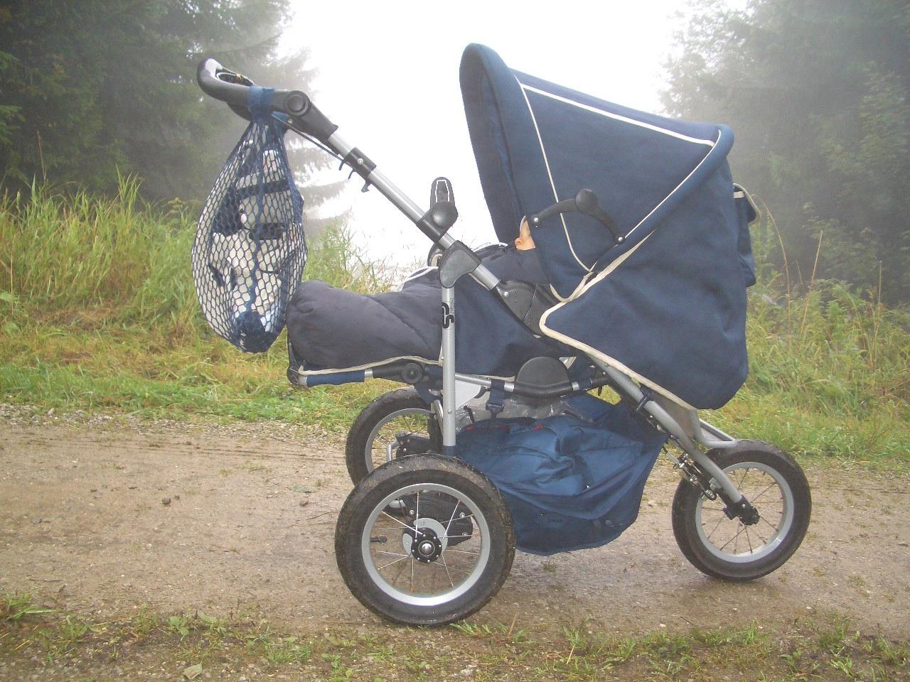 kinderwagen offroad