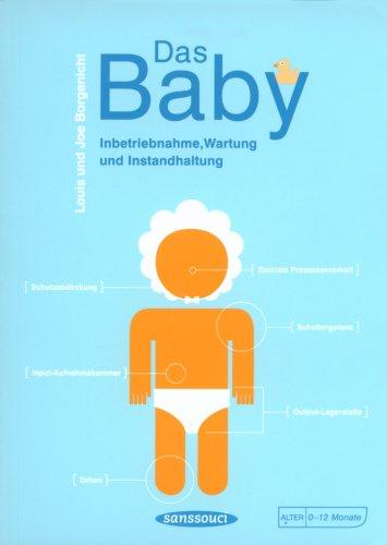 Buchempfehlung: Das Baby - Inbetriebnahme, Wartung und Instandsetzung